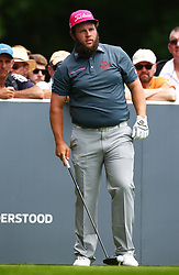 May 25, 2017 - Virginia Water, United Kingdom - Andrew Johnston   of England during 1st Round for the 2017 BMW PGA Championship on the west Course at Wentworth on May 25, 2017 in Virginia Water,England  (Credit Image: © Kieran Galvin/NurPhoto via ZUMA Press)