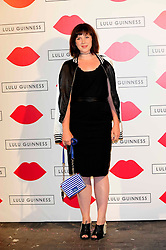 """Lulu Guinness Paint Project.<br /> Alexandra Roach attends the """"Lulu Guinness paint project in collaboration with beautiful crime and their artist Joseph Steele"""" Held at the old sorting office, Oxford street,<br /> London, United Kingdom<br /> Thursday, 11th July 2013<br /> Picture by Chris  Joseph / i-Images"""