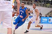 DESCRIZIONE : Trento Nazionale Italia Uomini Trentino Basket Cup Italia Germania Italy Germany<br /> GIOCATORE : Pietro Aradori<br /> CATEGORIA : Italia Nazionale Uomini Italy<br /> GARA : Trento Nazionale Italia Uomini Trentino Basket Cup Italia Germanai Italy Germani<br /> DATA : 01/08/2015 <br /> AUTORE : Agenzia Ciamillo-Castoria