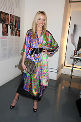 NOELLE RENO at a party to celebrate the launch of the Bobbi Brown Makeup Manual held at the Getty Images Gallery, 46 Eastcastle Street, London W1 on 29th January 2009.