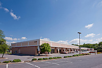 Exterior photography of Orchard Tree Business park in Towson Maryland by architectural photographer Jeffrey Sauers of Commercial Photographics