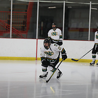 Women's Ice Hockey: St. Norbert College Green Knights vs. University of Wisconsin, Eau Claire Blugolds