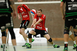 20161029 NED: Eredivisie, Vallei Volleybal Prins - Advisie SSS: Ede<br />Joris Zwanenburg of Vallei Volleybal Prins<br />©2016-FotoHoogendoorn.nl / Pim Waslander