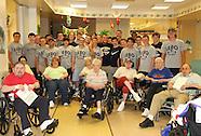 Football Service at Kane - Scott Nursing Facility Bingo