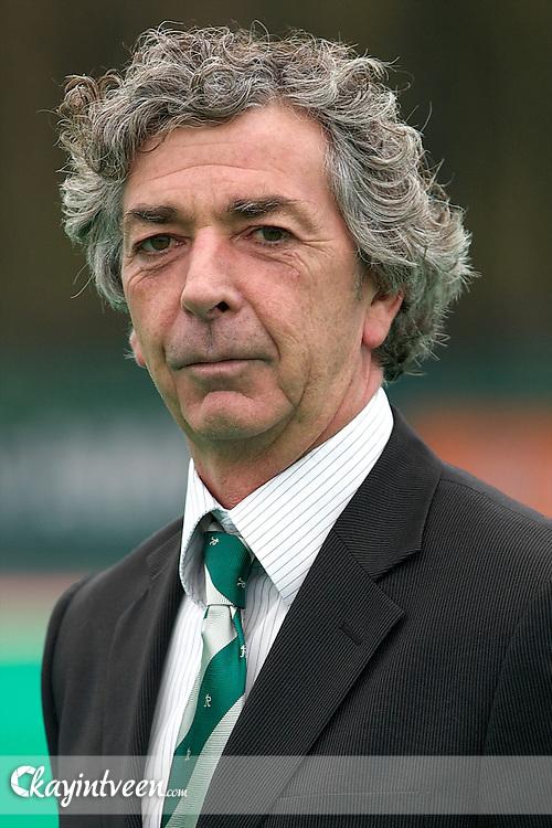ROTTERDAM - Hockey, Portretten Rotterdam heren 1, seizoen 2011-2012, 22-09-2011, Manager Frank Gimbrere