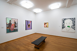 Exhibition by AD GERRITSEN at the Gemeentemuseum in The Hague, Den Haag, The Netherlands
