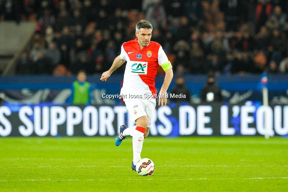 Jeremy Toulalan - 04.03.2015 - PSG / Monaco - 1/4Finale Coupe de France<br />Photo : Andre Ferreira  / Icon Sport
