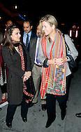 9-2-2016 ISLAMABAD - Arrival of Queen Maxima of the Netherlands for a 3 day visit to Pakistan visits at the invitation of Pakistan and as a special advocate of the Secretary-General of the United Nations for inclusive finance for development.  ISLAMABAD - Koningin Maxima komt aan op de luchthaven aan de start van een driedaags bezoek. De koningin is in Pakistan in haar functie van speciale pleitbezorger van de secretaris-generaal van de Verenigde Naties voor Inclusieve Financiering voor Ontwikkeling. ROBIN UTRECHT  COPYRIGHT ROBIN UTRECHT
