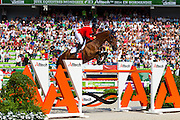 Pablo Barrios - Antares<br /> Alltech FEI World Equestrian Games™ 2014 - Normandy, France.<br /> © DigiShots