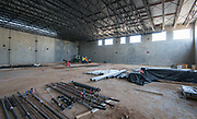 High School for Law & Justice construction, March 28, 2017.