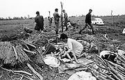 Despejo de trabalhadores rurais, Itaguaí- Rio de Janeiro..I spill of rural workers, Itaguaí - Rio de Janeiro.