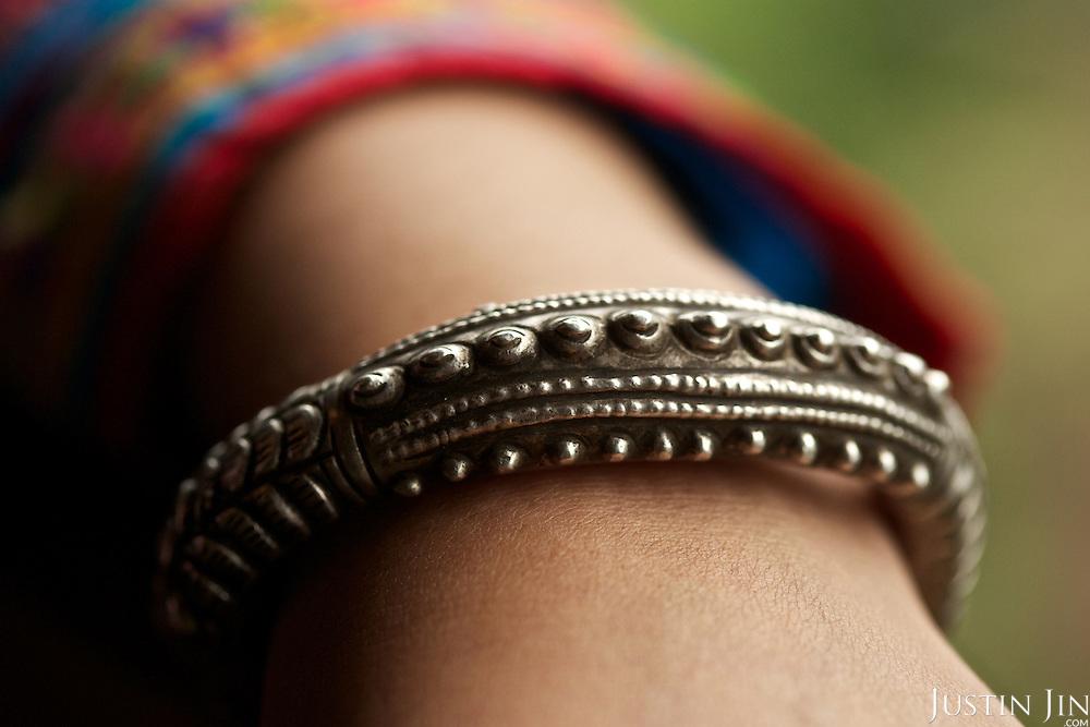 A Dong bracelet.