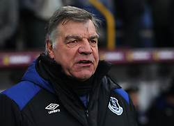 Everton manager Sam Allardyce  - Mandatory by-line: Jack Phillips/JMP - 03/03/2018 - FOOTBALL - Turf Moor - Burnley, England - Burnley v Everton - English Premier League