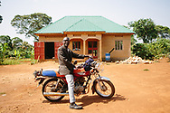 Pastor Davis, <br /> Kalangala, Ssese Islands, Uganda