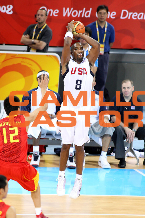 DESCRIZIONE : Beijing Pechino Olympic Games Olimpiadi 2008 Usa China<br />