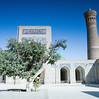 Mosques and madrassa of Bukhara