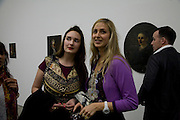MARIA THERESIA THURN UND TAXIS AND AND ELIZABETH THURN UND TAXIS, If Hitler Had Been a Hippy How Happy Would We BeÍ, Exhibition of work by the Chapman brothers. White Cube. Mason's Yard. London. 29 May 2008.  *** Local Caption *** -DO NOT ARCHIVE-© Copyright Photograph by Dafydd Jones. 248 Clapham Rd. London SW9 0PZ. Tel 0207 820 0771. www.dafjones.com.