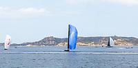 MAGIC CARPET 2 during the Rolex Maxi Cup 2017, Costa Smeralda, Porto Cervo Yacht Club Costa Smeralda (YCCS).
