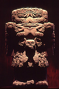 MEXICO, MEXICO CITY, MUSEUM Aztec: Coatlicue goddess of death