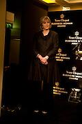 THERESA MAY MP, Veuve Cliquot Business Woman Award. Berkeley Hotel 8 April 2008.  *** Local Caption *** -DO NOT ARCHIVE-© Copyright Photograph by Dafydd Jones. 248 Clapham Rd. London SW9 0PZ. Tel 0207 820 0771. www.dafjones.com.