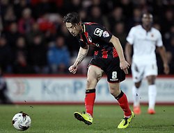 Bournemouth's Harry Arter - Photo mandatory by-line: Robbie Stephenson/JMP - Mobile: 07966 386802 - 03/03/2015 - SPORT - football - Bournemouth - Dean Court - Bournemouth v Wolverhampton Wanderers - Sky Bet Championship