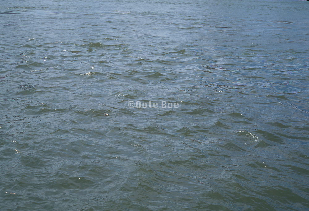 Abstract view of calm water surface