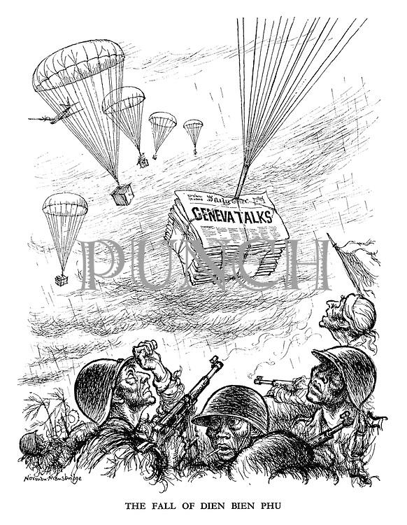 The Fall of Dien Bien Phu