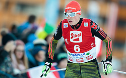 20.12.2015, Nordische Arena, Ramsau, AUT, FIS Weltcup Nordische Kombination, Langlauf, im Bild Eric Frenzel (GER) // Eric Frenzel of Germany during Cross Country Competition of FIS Nordic Combined World Cup, at the Nordic Arena in Ramsau, Austria on 2015/12/20. EXPA Pictures © 2015, PhotoCredit: EXPA/ JFK