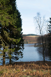 Derwent dams Howden and Ladybower <br /> <br /> 22  March 2015 Image © Paul David Drabble www.pauldaviddrabble.co.uk