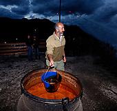 Fabrication du Vin Cuit