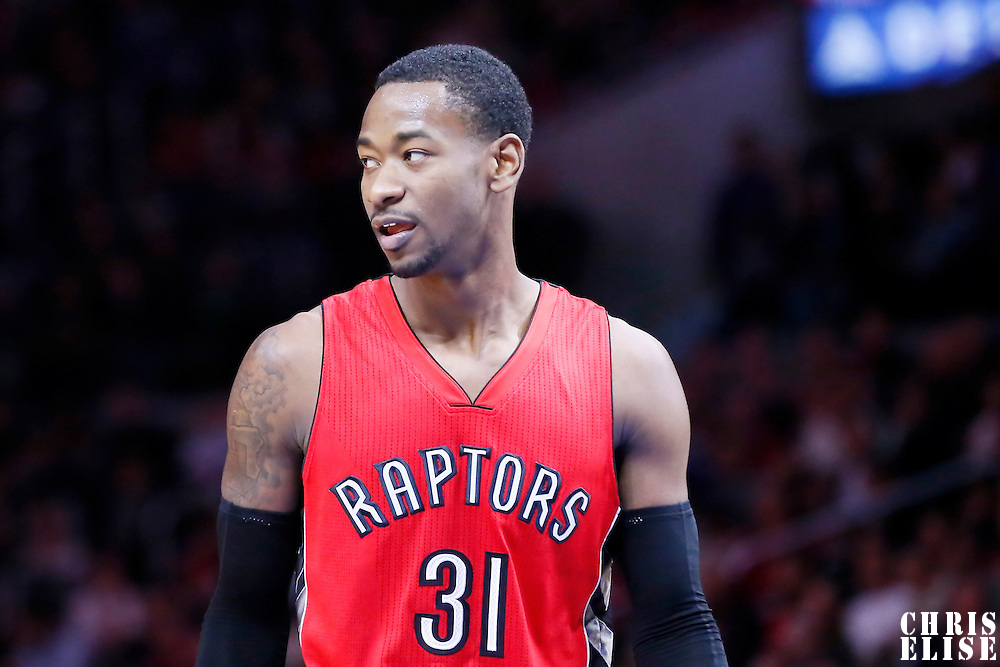 27 December 2014: Toronto Raptors forward Terrence Ross (31) is seen during the Toronto Raptors 110-98 victory over the Los Angeles Clippers, at the Staples Center, Los Angeles, California, USA.