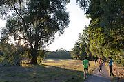 Maria-Pawlowna-Promenadenweg, Tiefurt, Weimar, Thüringen, Deutschland | Maria Pawlowna promenade, Tiefurt, Weimar, Thuringia, Germany