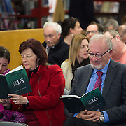 08/12/2015                <br /> Limerick City & County Council launches Ireland 2016 Centenary Programme<br /> <br /> An extensive programme of events across the seven programme strands of the Ireland 2016 Centenary Programme was launched at the Granary Library, Michael Street, Limerick, last night (Monday, 7 December 2015) by Cllr. Liam Galvin, Mayor of the City and County of Limerick.<br /> <br /> Led by Limerick City & County Council and under the guidance of the local 1916 Co-ordinator, the programme is the outcome of consultations with interested local groups, organisations and individuals who were invited to participate in the planning and implementation of events and initiatives during 2016.  <br /> <br />  Picture: Alan Place