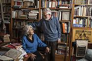 Venezia Amos Luzzatto con la moglie Laura Voghera
