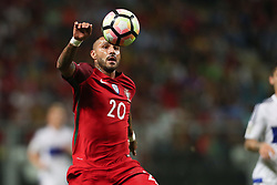 August 31, 2017 - Porto, Porto, Portugal - Portugal's forward Ricardo Quaresma in action during the FIFA World Cup Russia 2018 qualifier match between Portugal and Faroe Islands at Bessa Sec XXI Stadium on August 31, 2017 in Porto, Portugal. (Credit Image: © Dpi/NurPhoto via ZUMA Press)