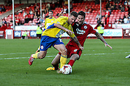 Crawley Town v Accrington Stanley - League 2 - 26/09/2015