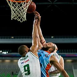 20171102: SLO, Basketball - Liga Nova KBM 2017/18, KK Petrol Olimpija vs Sixt Primorska