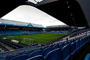 A general interior view of Hillsborough Stadium, home of Sheffield Wednesday the EFL Sky Bet Championship match between Sheffield Wednesday and Stoke City at Hillsborough, Sheffield, England on 22 October 2019.