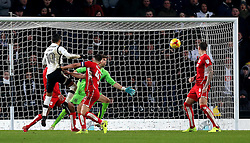 Thomas Ince of Derby County scores a goal to make it 2-3 - Mandatory by-line: Robbie Stephenson/JMP - 11/02/2017 - FOOTBALL - iPro Stadium - Derby, England - Derby County v Bristol City - Sky Bet Championship
