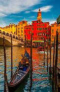 Italy-Venice-Rialto Bridge