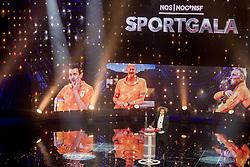 21-12-2016 NED: Sportgala NOC * NSF 2016, Amsterdam<br /> In de Amsterdamse RAI vindt het traditionele NOC NSF Sportgala weer plaats / Lucia Rijker, Giovanni Guidetti (volleybal) zijn genomineerd voor 'Coach van het Jaar 2016'