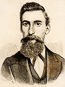 Robert Applegarth (1834-1924) prominent English trade union leader.