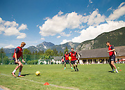 Day 3 of Dundee FC pre-season training camp in Obertraun, Austria<br /> <br />  - &copy; David Young - www.davidyoungphoto.co.uk - email: davidyoungphoto@gmail.com