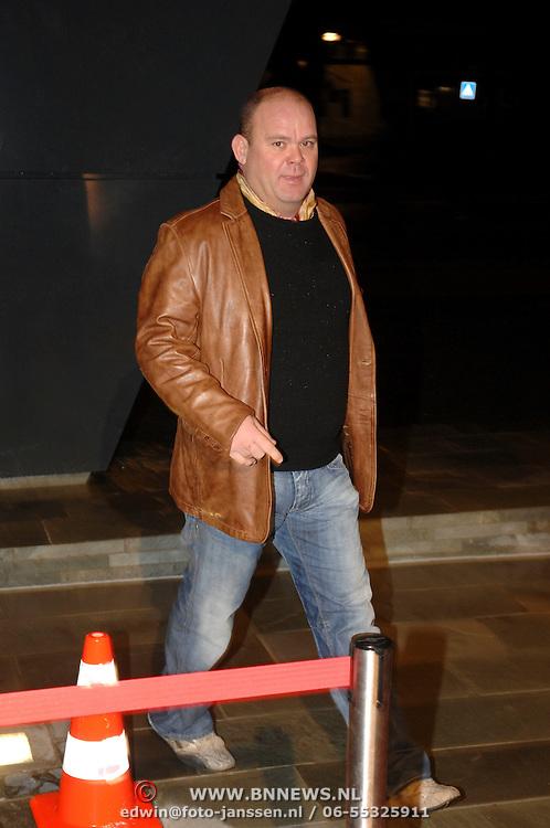 """NLD/Hilversum/20061211 - Uitreiking """" Gouden Beelden 2006 """", Paul de Leeuw"""