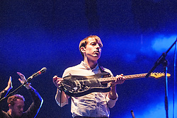 "Bombay Bicycle Club's Jack Steadman. Saturday at Rockness 2013, the annual music festival which took place in Scotland at Clune Farm, Dores, on the banks of Loch Ness, near Inverness in the Scottish Highlands. The festival is known as ""the most beautiful festival in the world"" ."
