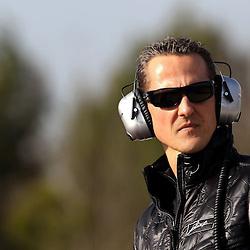 20110309: ESP, Formula 1 - Test in Barcelona