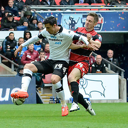 Derby County v QPR   Championship Play off   24 May 2014