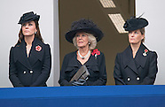 Kate Middleton & Camilla At Cenotaph, London