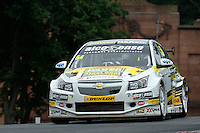 #54 Hunter Abbott GBR Power Maxed Racing Chevrolet Cruze  during first practice for the BTCC Oulton Park 4th-5th June 2016 at Oulton Park, Little Budworth, Cheshire, United Kingdom. June 04 2016. World Copyright Peter Taylor/PSP.