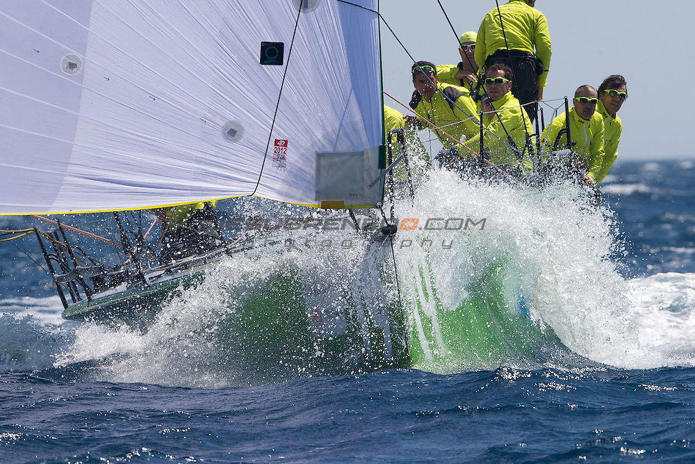 39 Trofeo de vela Conde de Godo.Second day of racing..©jrenedo.